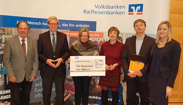 Sylter Bank Westerland
