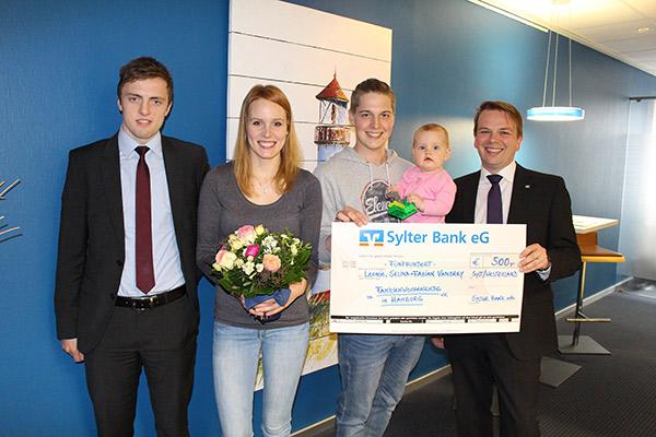 Sylter bank erf llt weiteren herzenswunsch sylter bank eg for Depot westerland